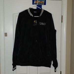 Undefeated U&D coaches lined Windbreaker Jacket
